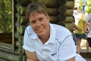 Silke Stolt Vize-Weltmeisterin im Diskuswurf