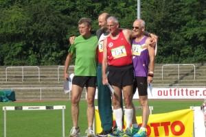 Hess. Senioren Meisterschaften – 1. Tag