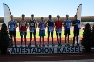 Platz 4 für Robin Rieß bei den Süddeutschen Meisterschaften