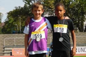 Erfolgreiches Wochenende für LAZ Athleten
