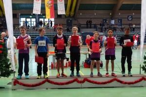 Nikolaus-sportfest der TG Hanau