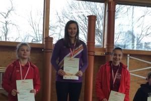 Gold-, Silber- und Bronzemedaille für LAZ Athleten