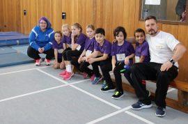 Erfolgreicher KiLa Wettbewerb in Weißkirchen