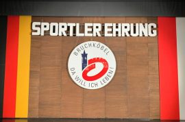 Sportlerehrung in Bruchköbel