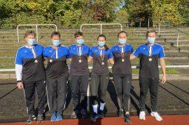 2 Weltrekorde und 15 Deutsche Meister